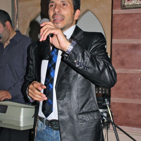 performing At Jerusalem Restaurant